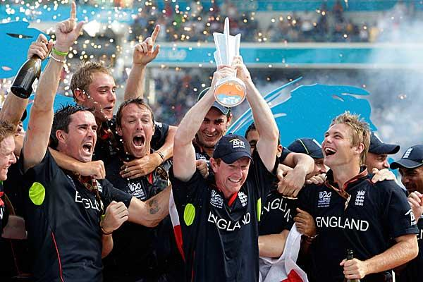 England Won T20 World Cup 2010